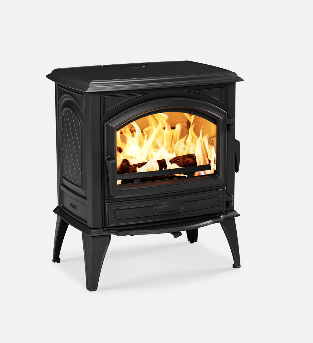 Dovre peisovn 640 wd side