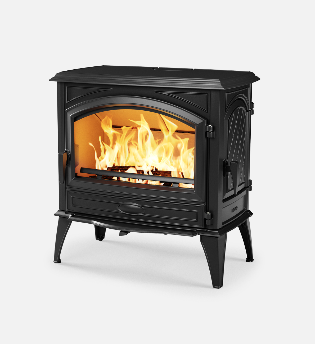 Dovre peisovn 760 wd side